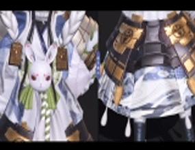 【铁甲雄兵】铁甲雄兵甲斐姬战兔新套装3月5日魅力登场!